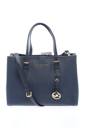 Michael Kors Handtasche blau Business-Look
