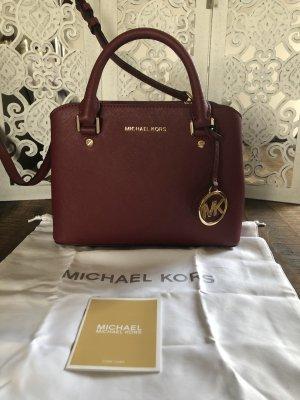 Michael Kors Handtasche Bordeaux