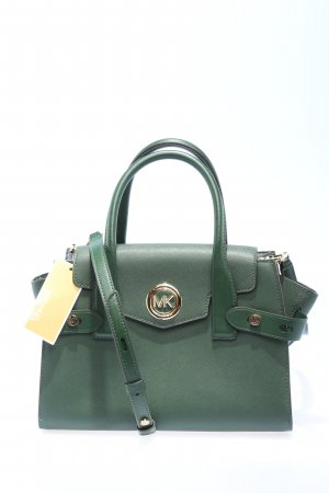 Michael Kors Handtasche grün Business-Look