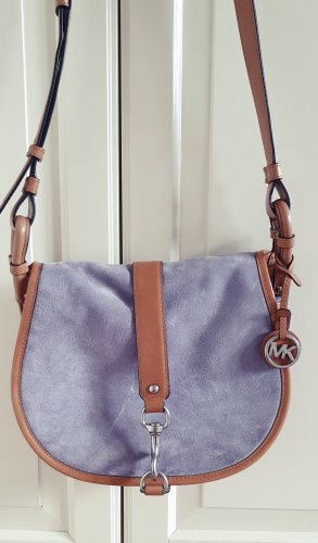 Michael Kors Handtasche Jamie Saddle Bag  crossbody suede