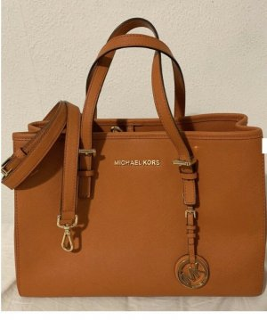 Michael Kors Handtasche Jet Set Travel M Orange
