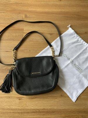 Michael Kors Handtasche Leder schwarz bag