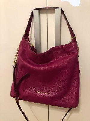 Michael Kors Handtasche mit Quaste, pink
