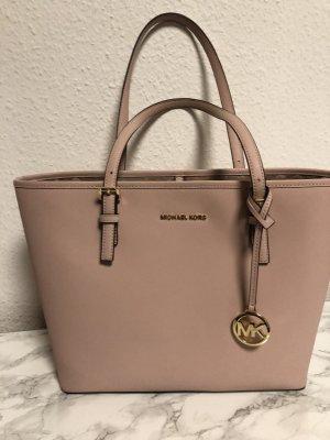 Michael Kors Handtasche rosa, Gold neu mit Etikett!