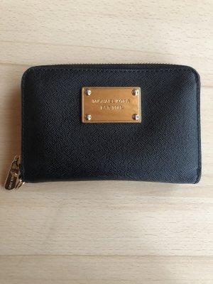 Michael Kors Étui pour téléphone portable noir-doré
