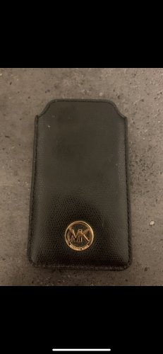 Michael Kors Mobile Phone Case black-gold-colored