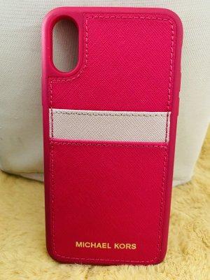 Michael Kors Carcasa para teléfono móvil magenta-nude