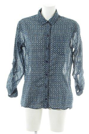 Michael Kors Hemd-Bluse blau Business-Look
