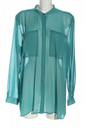 Michael Kors Shirt Blouse allover print business style