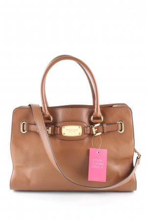 Michael Kors Henkeltasche hellorange Business-Look