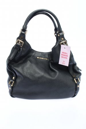 Michael Kors Henkeltasche schwarz Business-Look