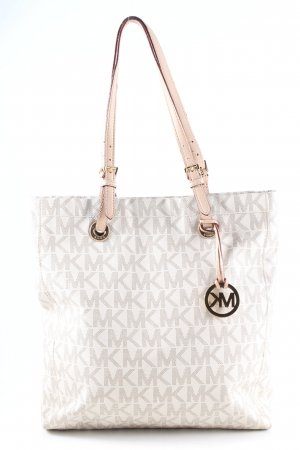 Michael Kors Henkeltasche Allover-Druck Casual-Look