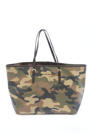 Michael Kors Henkeltasche Camouflagemuster Casual-Look
