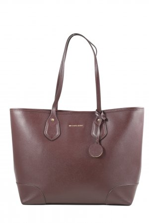 Michael Kors Carry Bag brown-gold-colored casual look