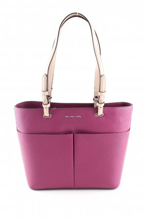Michael Kors Henkeltasche pink-creme Business-Look