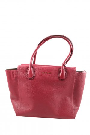 Michael Kors Carry Bag red business style