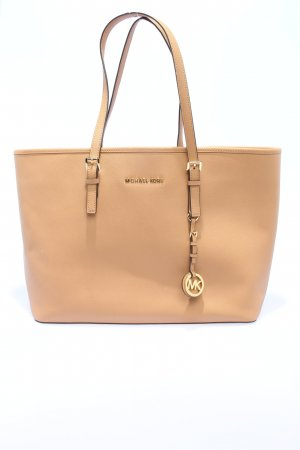 Michael Kors Henkeltasche nude Business-Look