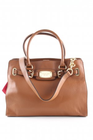 Michael Kors Henkeltasche braun Business-Look