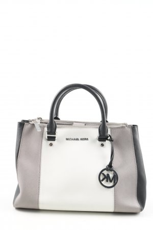 Michael Kors Carry Bag striped pattern casual look