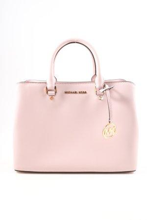 Michael Kors Carry Bag pink themed print casual look