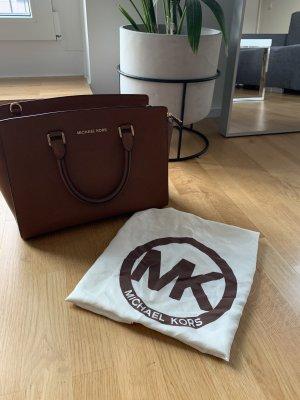 Michael Kors Carry Bag cognac-coloured
