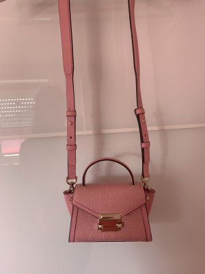 Michael Kors Carry Bag pink-gold-colored