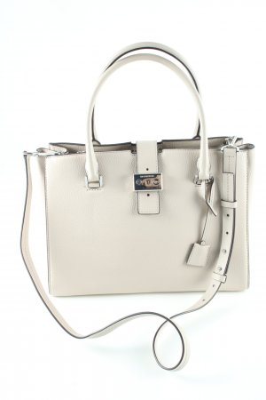 Michael Kors Carry Bag natural white business style