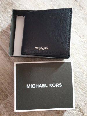 Michael Kors Cartera azul oscuro