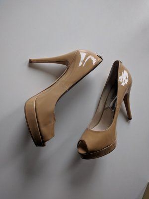 Michael Kors - High Heel Peep Toe