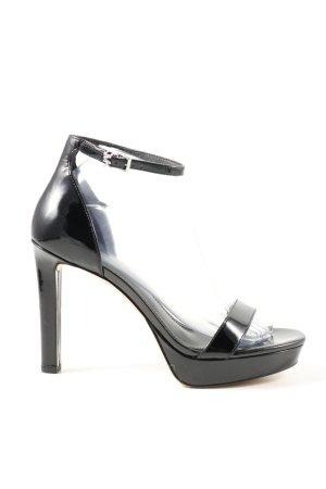 Michael Kors High Heel Sandaletten schwarz Casual-Look