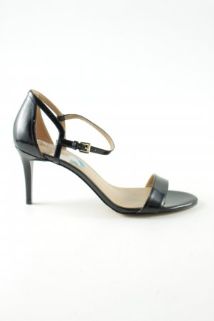 Michael Kors High Heel Sandaletten schwarz Business-Look