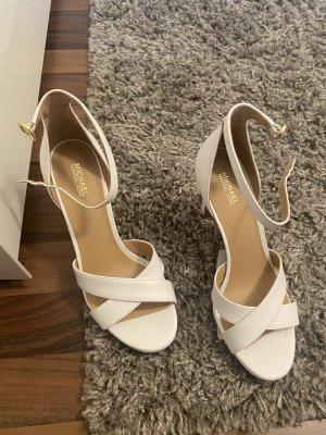 Michael kors high heels 37,5 weiß
