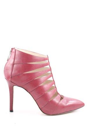 Michael Kors High Heels rot Elegant