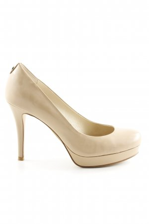 Michael Kors High Heels creme Casual-Look
