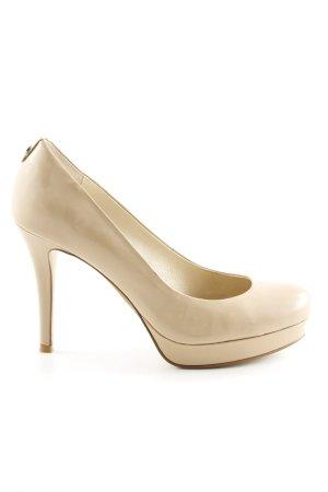 Michael Kors High Heels creme Casual-Look