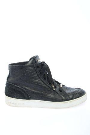 Michael Kors High Top Sneaker schwarz Casual-Look