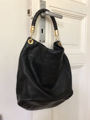 Michael Kors Hobos black leather