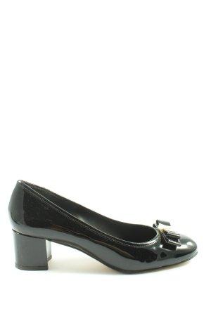 Michael Kors Classic Court Shoe black elegant