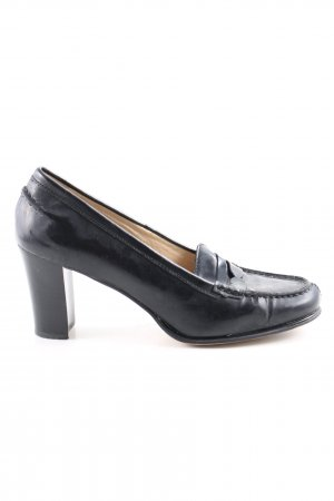 Michael Kors Hochfront-Pumps schwarz Business-Look