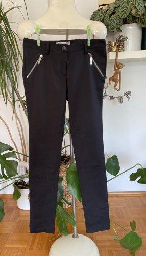 Michael Kors Drainpipe Trousers black