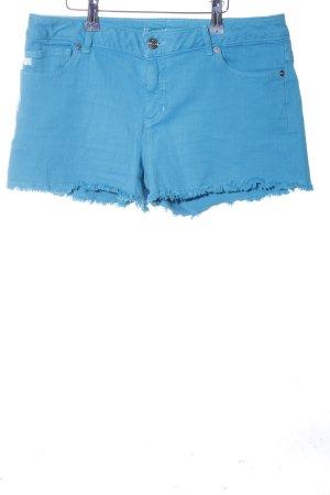 Michael Kors Hot Pants blau Casual-Look
