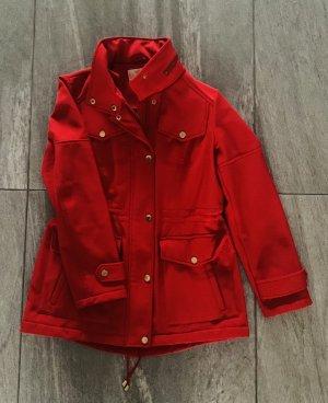 Michael Kors Winter Jacket red