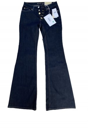 Michael Kors Vaquero estilo zanahoria azul oscuro