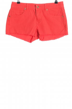 Michael Kors Jeansshorts rot Casual-Look