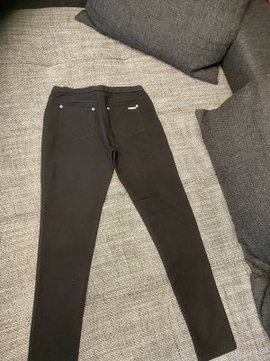 Michael Kors Cargo Pants black-silver-colored