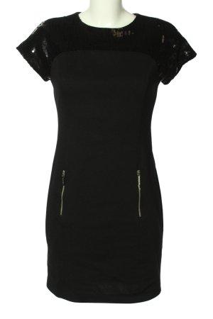 Michael Kors Jerseykleid schwarz Casual-Look