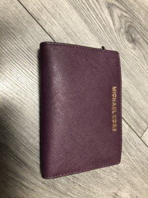 Michael Kors Jet Brieftasche mit Kartenetui, klein
