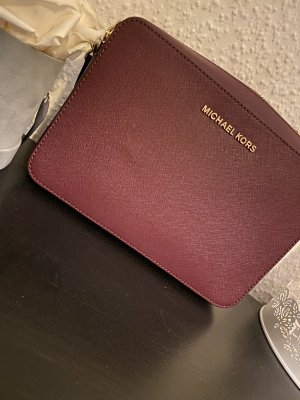 Michael Kors Crossbody bag gold-colored-bordeaux