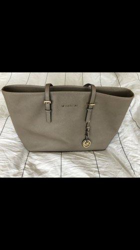 Michael Kors Borsa shopper marrone-grigio-marrone