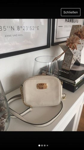 Michael Kors Jet Set Item Small Crossbody Tasch